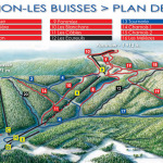 Plan piste-ss marge